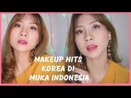 repeat korean makeup look for