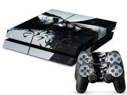 For Ps4 Playstation 4 Console 2 Free Controller Skins Newest Custom Sticker Playstation 4 Console Ps4 Console Playstation