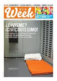 BCN WEEK issue 46 by Marcus Villaca Design - issuu