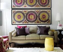 how has fabric wall art grown over the