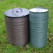 20mm Electric Fencing Tape Fencing For Stable Yards Paddocks Fields