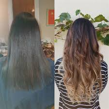 Wlosy Doczepiane Ombre With Images Ombre Hair Proste Fryzury