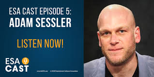The #ESACast is back with Adam Sessler!... - Entertainment ...