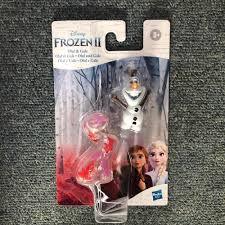Hasbro Mini Công Chúa Frozen 2 Alsa Anna Olaf Gale Búp Bê Đồ Chơi Nhân Vật  Hành Động Bộ Sưu Tập Cho Trẻ Em Bé Trai Bé Gái 