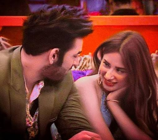 """Image result for paras and mahira reation"""""""