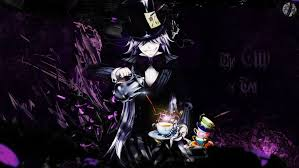black butler undertaker wallpapers