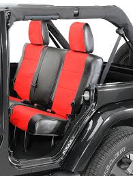 coverking rear leatherette seat covers