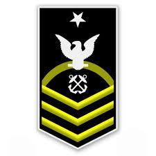 Us Navy Scpo Gc Senior Chief Petty Officer Rank Vinyl Sticker Waterproof Decal Sticker 5 Walmart Com Walmart Com