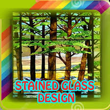 stained glass design for android apk
