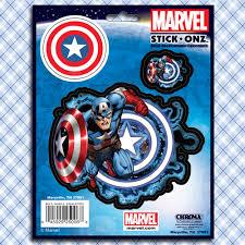 Marvel Captain America Decal Car Window Decal Sticker