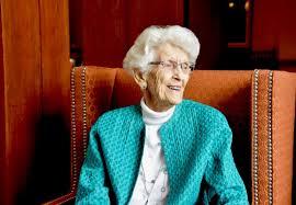 Virginia Smith celebrates 80 years as alumna   Virginia Tech Daily ...