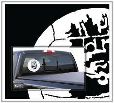 Castaway Wilson Car Window Volleyball Vinyl Decal Sticker Mioonononoaeraae