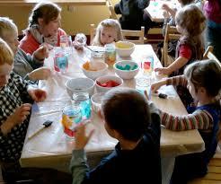 Diy Kids Craft Tissue Paper Lanterns Badger Blog