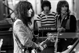 Patti Smith performing live on stage with Ivan Kral from The Patti... News  Photo - Getty Images