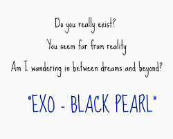 exo black pearl shared by kpop fans ♡ on we heart it