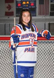 Hopkins/St. Louis Park - 2019-2020 Regular Season - Roster - #4 - Abby Meyer  - D