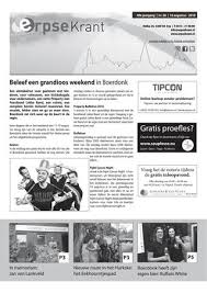 Erpse Krant Editie 28 By Erpse Krant Issuu