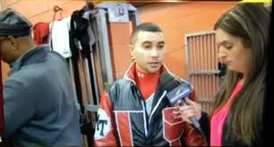 Montrell Teague being interview by Wendy Ross in the paddock 2-28-15. |  Harness racing, Harness, Racing