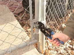 Fixing A Misaligned Single Swing Chain Link Gate Ifixit Repair Guide
