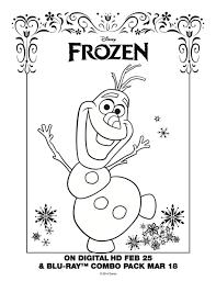 Pin Van Renee Le Jeune Op Kleurplaten Frozen Kleurplaten Frozen