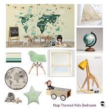 3 Kids Bedroom Decor Ideas For Your Little Explorer Pop Walls