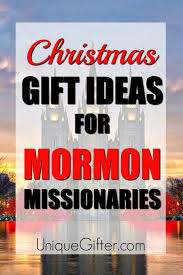 20 gift ideas for mormon