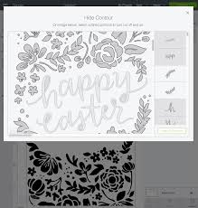 How To Create Floral Wallpaper Using Vinyl Decals Cricut