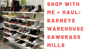 barneys warehouse sawgr mills