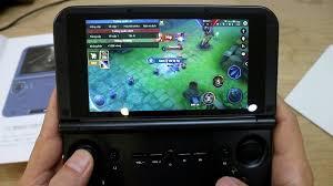 Promax Shop - Máy chơi game cầm tay Tablet Android 5 inch GPD XD(Chơi game  Liên Quân Mobile) [Promaxshop.vn]