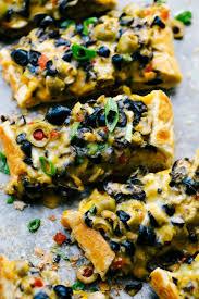 cheesy olive bread the recipe critic