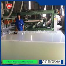 acrylic sheet manufacturer in china