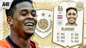 FIFA 20 ICON SWAPS | KLUIVERT REVIEW | 86 KLUIVERT PLAYER REVIEW | FIFA 20  Ultimate Team - YouTube