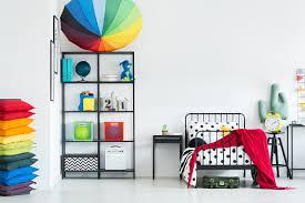 Rainbow Cozy Kids Bedroom Stock Photo Download Image Now Istock