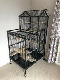 big chinchilla cage for sell in