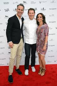 Bobby Flay, Pamela Drucker Mann, Adam Rapoport - Bobby Flay and Adam  Rapoport Photos - Zimbio