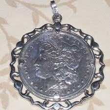 vintage 1901 o morgan silver dollar