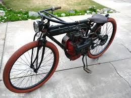 motorized bicycle boardtracker from