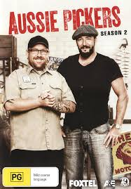 Amazon.com: Aussie Pickers Season 2 | NON-USA Format | PAL | Region 4  Import - Australia: Lucas Callaghan, Cecily Hardy, Adam McDonald, Nick  Davies: Movies & TV