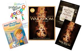 Lifeway Partners With Kendrick Brothers On War Room Resources