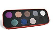 paraben free eyeshadows palettes