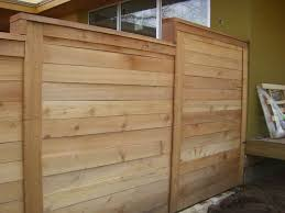 Fence Co Austin Tx Horizontal Plank Fencing Wood Fence Wood Fence Design Fence Design