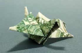 money tree for a bar bat mitzvah