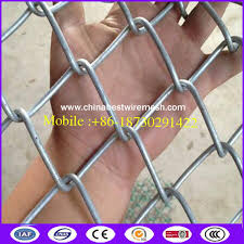 Hot Sale Chain Link Fence Security Y Airport Security Fence