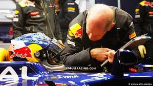 Adrian Newey: old-fashioned designer of cutting-edge cars | Sports| German  football and major international sports news | DW | 07.10.2011