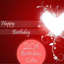 201 frugal and perfect birthday gift ideas