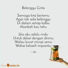 belenggu cinta semoga ki quotes writings by atria agustin