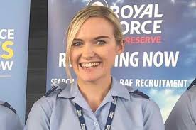 RAF reservist says skills she has learned have helped her excel in ...
