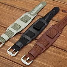 watch band watchband leather strap 18mm