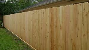 6 Ft Cedar 3 Rail With 2x6 Rot Board In 2020 Building A Fence Wood Fence Wood Fence Installation