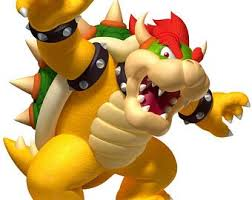 Bowser Decal Etsy